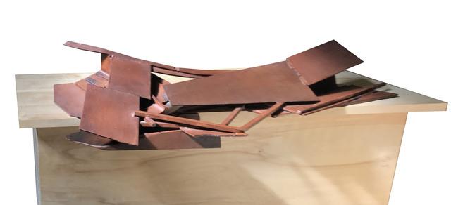 , 'Table Piece CCVIII,' 1974, C. Grimaldis Gallery