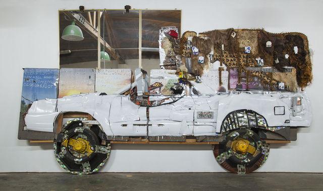 , 'El Comino Wagon,' 2017, Hammer Museum