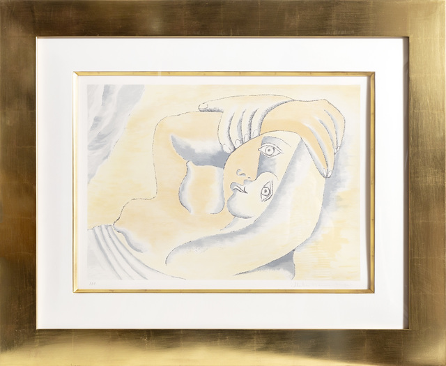 Pablo Picasso, 'Femme Couchee, 1929', 1979-1982, RoGallery