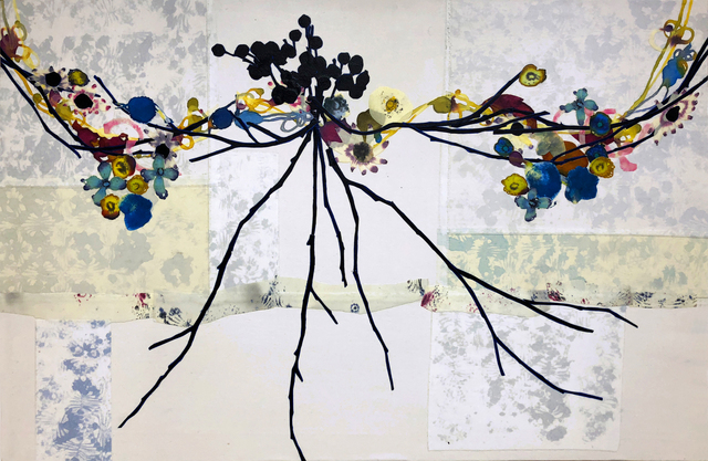 , 'Rooted Bouquet,' 2017, Patricia Rovzar Gallery