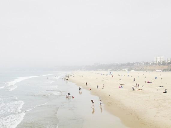 Josef Hoflehner, 'Santa Monica ', Mouche Gallery