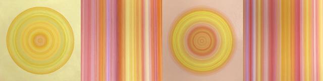 , 'Lumen 39, Lumen 40, Target 6, Target 7 ,' , George Billis Gallery