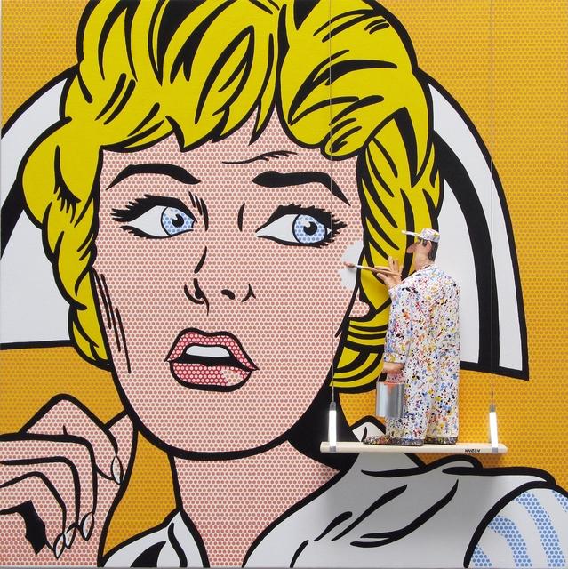 Stephen Hansen, 'The Nurse: Lichtenstein', Zenith Gallery