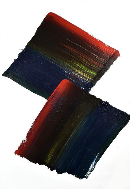 Yeachin Tsai, 'Two Squares', 2019, 440 Gallery