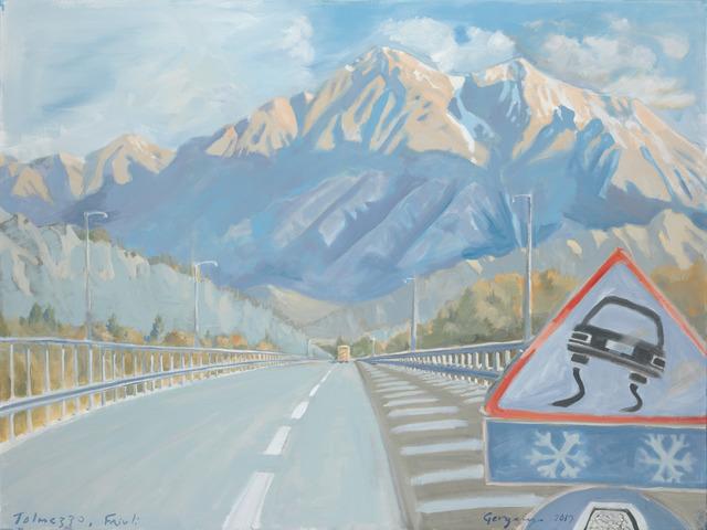 , 'Tolomezzo, Friuli,' 2017, Tabla Rasa Gallery