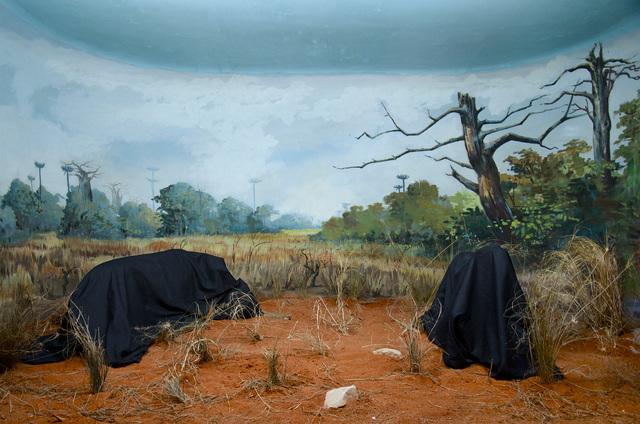 , 'In the Days of a Dark Safari #2,' 2017, Goodman Gallery