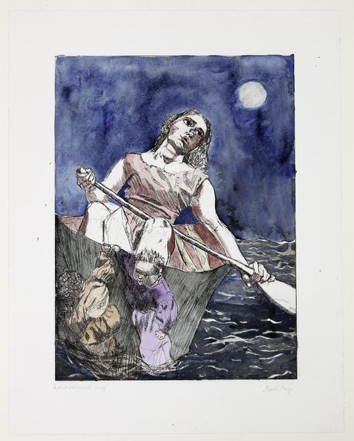 , 'Steering the boat,' 2009, Jahn und Jahn