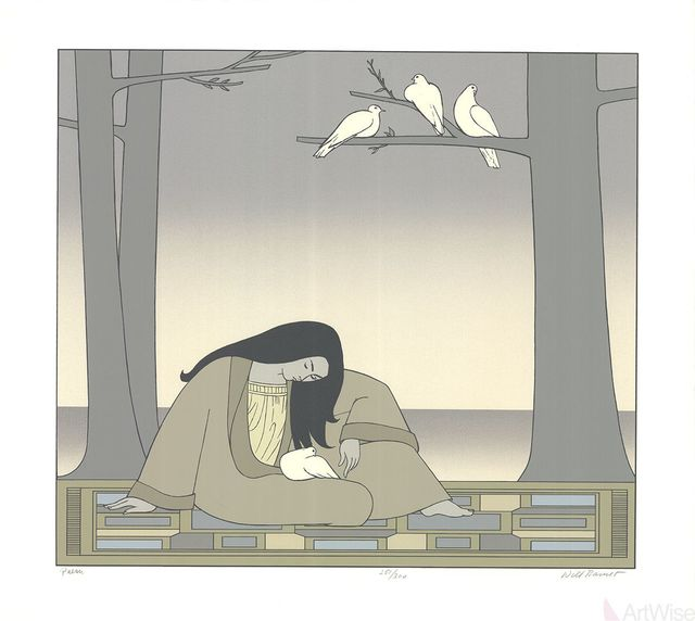 Will Barnet, 'Paean', 1978, ArtWise