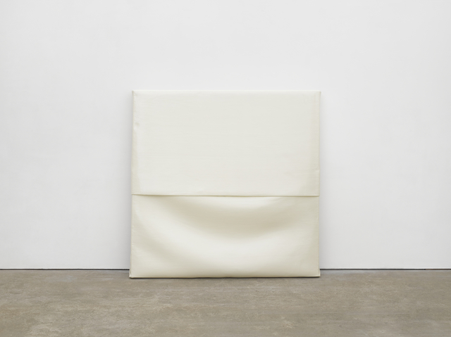 , 'Bare (Off-white),' 2018, Lisson Gallery
