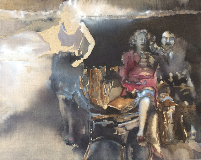 Helena Wyss-Scheffler, 'Beste Aussichten, um weit zu kommen', 2017, Galerie SOON