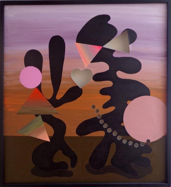 , 'La reconquista parcial,' 2013, Nora Fisch