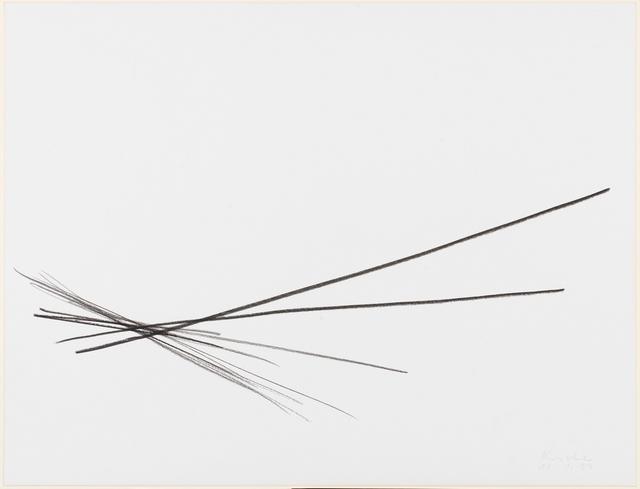 , '83/066,' 1983, Galerie Utermann