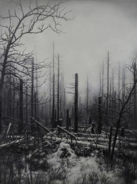, 'Nemora VIII,' 2018, Barnard