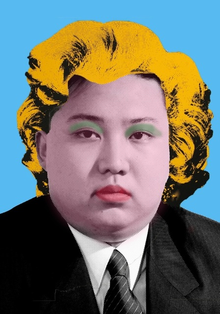 , 'Kim Jong-un,' 2015, Imitate Modern