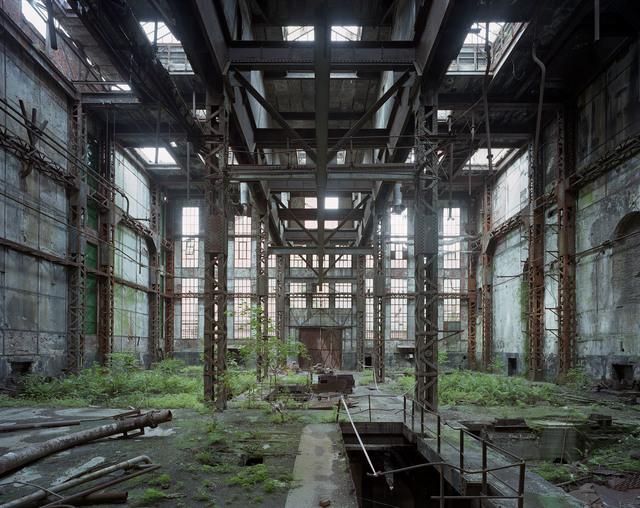 , 'Boiler room, Sorrento Power Station, Rosario, Argentina, 2014,' 2017, Polka Galerie