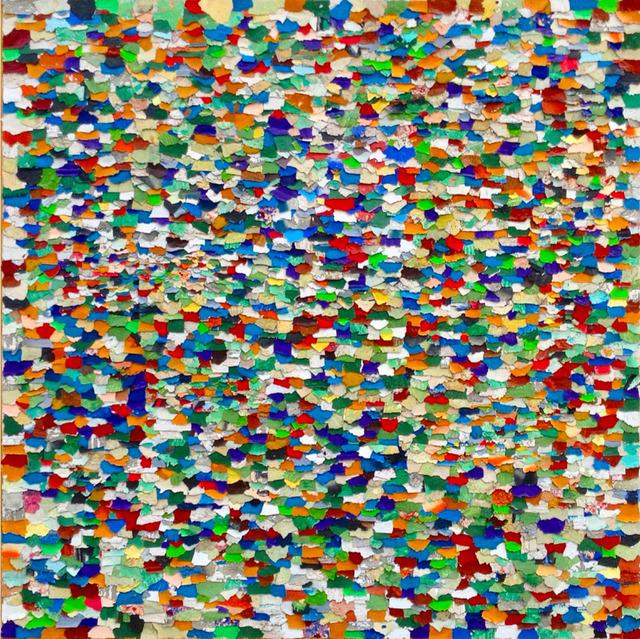 , 'Mural No. 10,' 2015, Galeria Enrique Guerrero