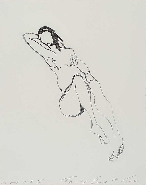 Tracey Emin, 'In My Mind II', 2014, Oliver Clatworthy