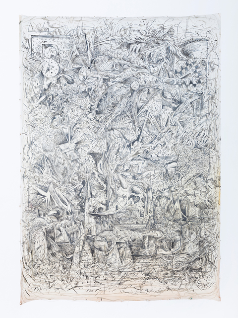 , 'Under the Paving Stones,' 2018, Fisher Parrish Gallery