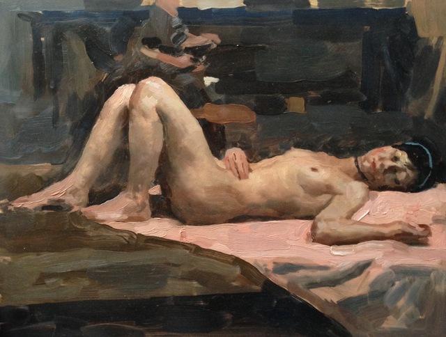 , 'Ashleigh,' , Sirona Fine Art