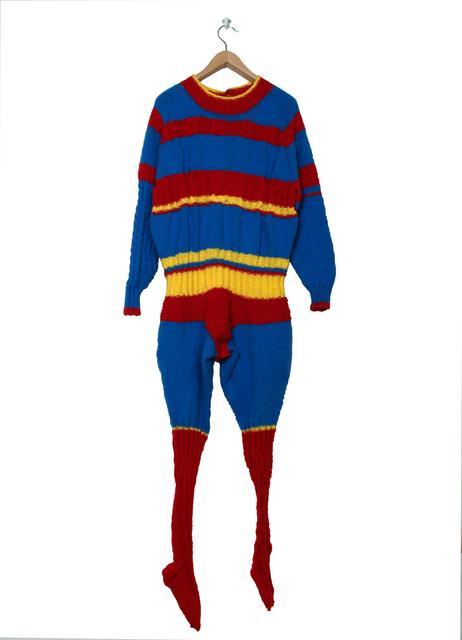 , 'Sweaterman 9,' 2011, Duane Reed Gallery