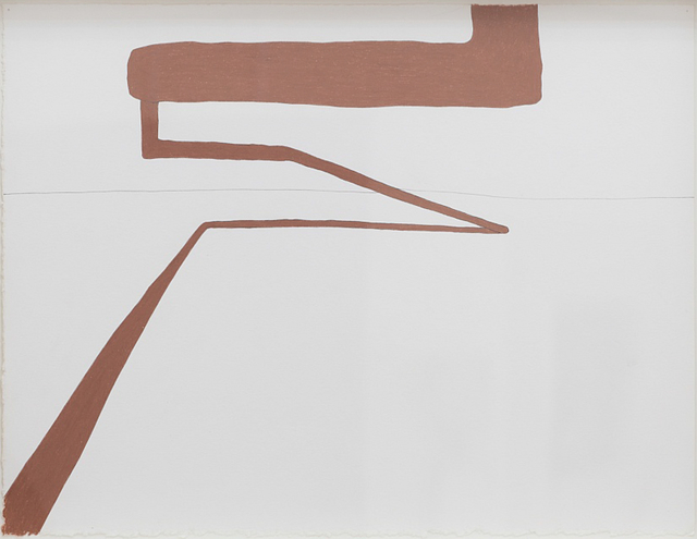 , 'Notional Navigational Handrail 1,' 2016, Piero Atchugarry Gallery