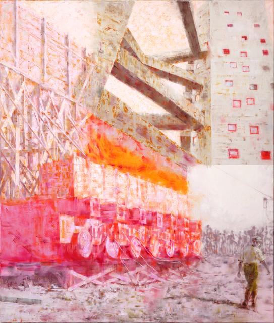 , 'Construction 08,' 2016, ŻAK | BRANICKA
