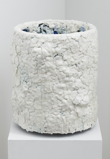 , 'Crucible Series (white),' 2018, Richard Heller Gallery