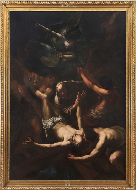 , 'The Martyrdom of Saint Peter,' , Robert Simon Fine Art