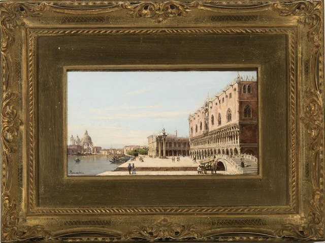 , 'The Palazzo Ducale, Venice,' 1870-1900, Museo Soumaya
