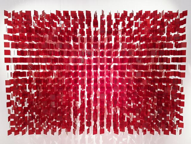, 'Mobile Rouge,' 1967, Galeria Sur