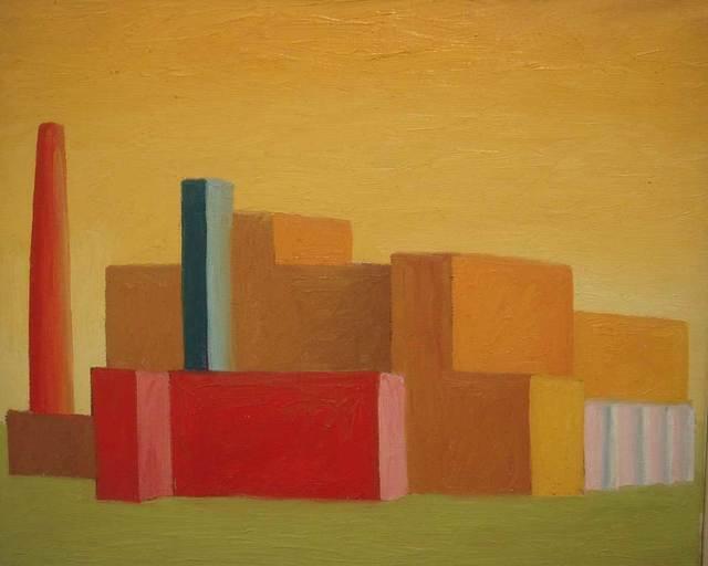 Salvo, 'Fabbrica', 1981, Repetto Gallery