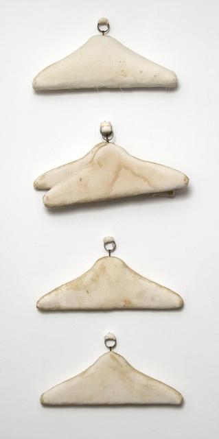 , 'Covert Utility Series (Hangers), detail,' , Clark Gallery