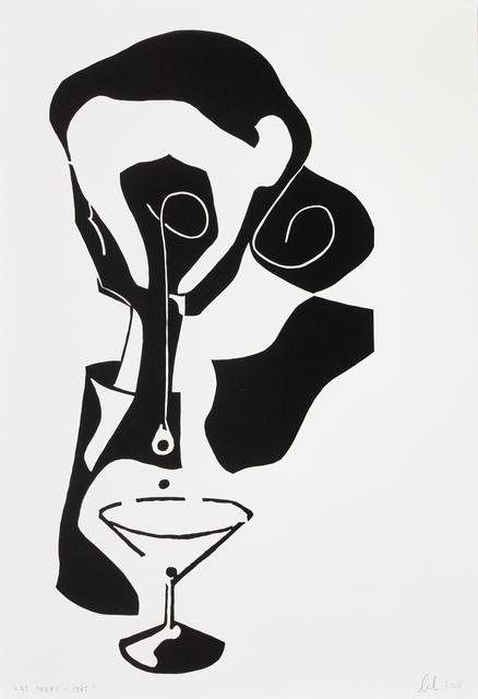 Wilhelm Sasnal, '45 Years (1973–2017)', 2018, Fondation Beyeler