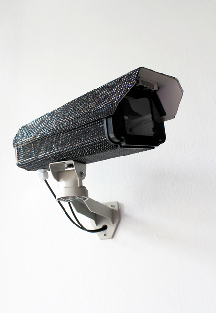 , 'CCTV, Black, No. 2,' 2015, bitforms gallery
