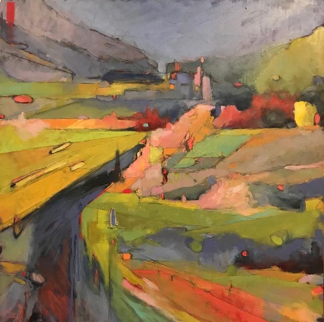 , 'Alyson's Orchard,' 2017, Flow 305