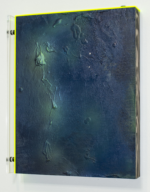 , 'Siberian Suntan,' 2016, George Lawson Gallery