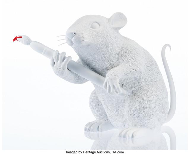 Banksy, 'Love Rat', 2016, Heritage Auctions