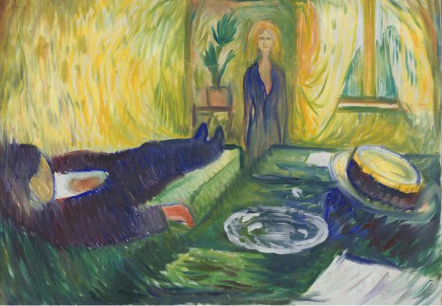 , 'Murder,' 1906, Museo Thyssen-Bornemisza
