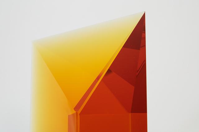 Tomáš Brzon, 'Gold Amber Reflection', 2015, Ai Bo Gallery