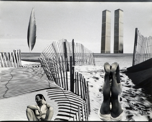 , 'Feather Center Beach,' ca. 1970s, Pavel Zoubok Gallery