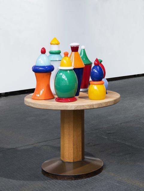 , 'Gartenzwerge (Glas) 1,' 2017, carlier | gebauer