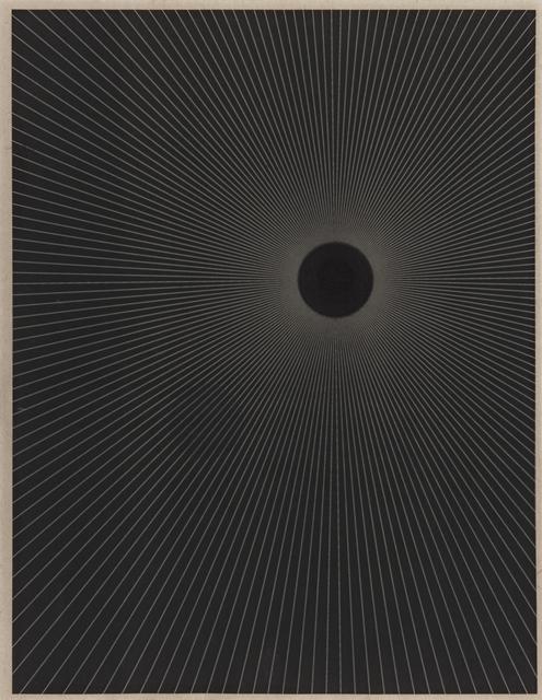 , 'Untitled (4:45:20pm),' 2015, Anthony Meier Fine Arts