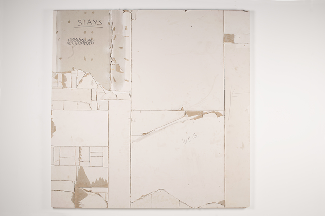 , 'Unfolded Architecture (M HKA 18),' 2017, Steve Turner