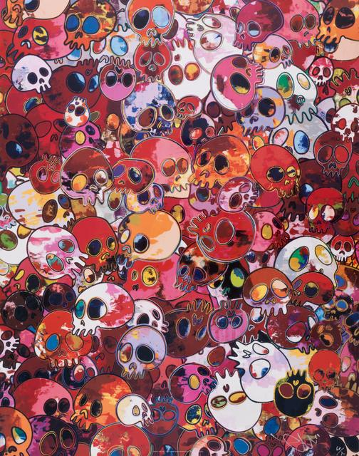 Takashi Murakami, 'MCRST, 1962→2011', 2011, Gagosian