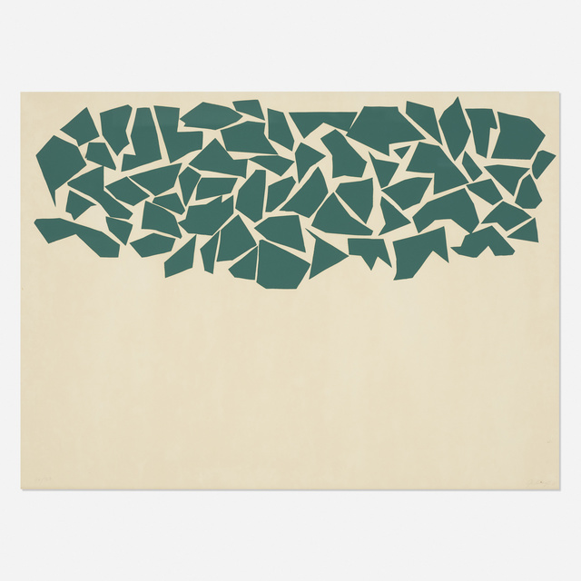 Robert Goodnough, 'Untitled (one work from One Two Three portfolio)', 1968, Wright