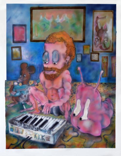 , 'El profesor de piano,' , PIEDRAS