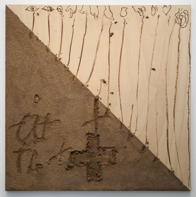 , 'Dividit en diagonal ,' 2007, de Sarthe Gallery