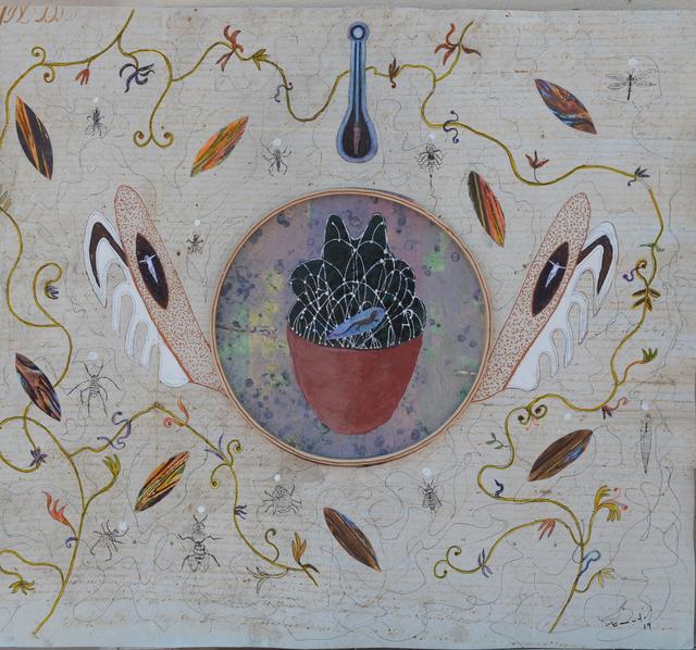 Teresa Gancedo, 'Papiro', 2019, N2 Galería