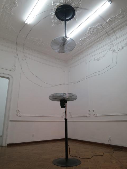 , 'Voyage,' 2014, Galerija VARTAI