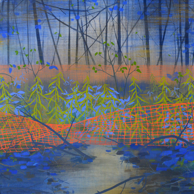 , 'Protected Land,' , The Bonfoey Gallery